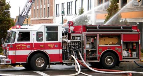 OhioFirefighters com - Ohio Fire Department Scanner Frequencies
